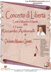 Riccardo Antonelli NATALE