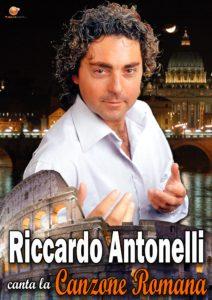 Riccardo Antonelli canzone romana pag.1